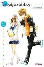 Inséparables 2 Manga