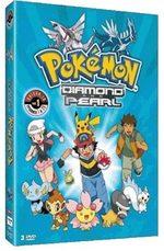 Pokemon - Saison 10 : Diamond and Pearl 1 Série TV animée