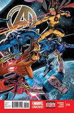 New Avengers # 19