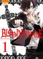 Blood Parade T.1 Manga