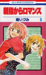 Sweet Relax 8 Manga