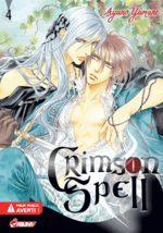 couverture, jaquette Crimson Spell 4
