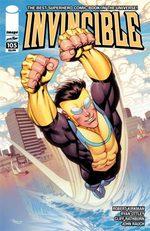 Invincible 105 Comics