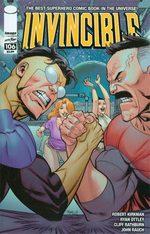 Invincible 106 Comics