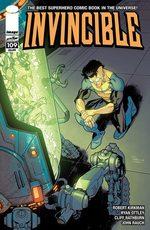 Invincible 109 Comics