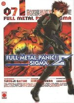 Full Metal Panic - Sigma 7