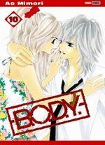 B.O.D.Y. 10 Manga