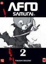 couverture, jaquette Afro Samurai  2