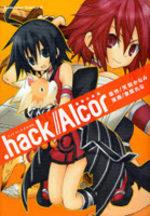 .Hack//Alcor 1 Manga