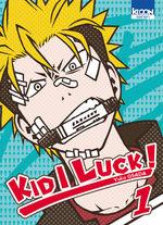 Kid I Luck 1 Manga