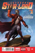 Legendary Star-Lord # 1