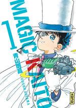 couverture, jaquette Magic Kaito 1