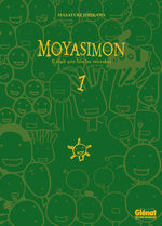 Moyasimon 1 Manga