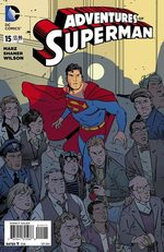 The Adventures of Superman # 15