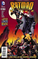 Batman Beyond Universe 12