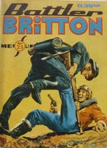 Battler Britton 23