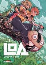 Loa T.1 Global manga
