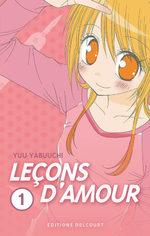 Leçons d'amour T.1 Manga