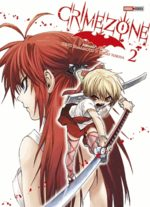 Crimezone T.2 Manga