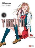 couverture, jaquette Yukito 3