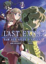 Last exile - Fam aux ailes d'argent T.2 Manga