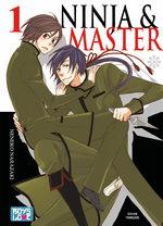 Ninja and master 1 Manga