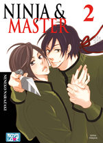Ninja and master 2 Manga