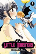 Little Monsters 5 Manga
