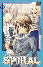 Spiral 11 Manga