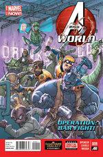 Avengers World # 9