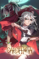 Carciphona 1 Global manga