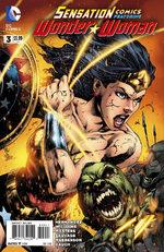 Sensation Comics Featuring Wonder Woman # 3