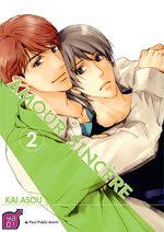Amour Sincère T.2 Manga