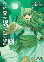 Spice and Wolf # 10