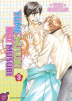 Yume Musubi Koi Musubi T.3 Manga