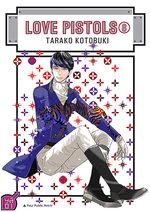 Love Pistols T.8 Manga