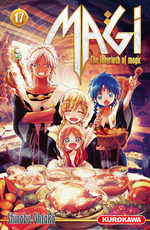 Magi - The Labyrinth of Magic # 17