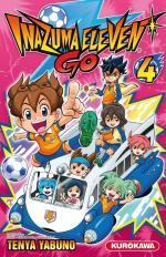Inazuma Eleven Go 4