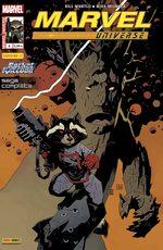 Marvel Universe 6 Comics