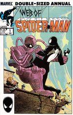 Web of Spider-Man # 1
