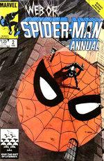 Web of Spider-Man # 2
