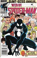 Web of Spider-Man # 3