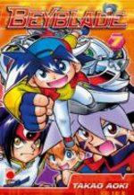 Beyblade 7 Manga
