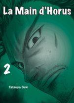 La main d'Horus T.2 Manga