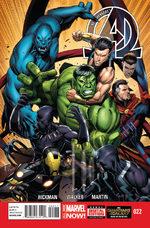 New Avengers # 22