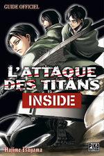L'attaque des titans - Inside Fanbook