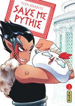 Save me Pythie 2 Global manga