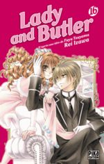 Lady and Butler 16