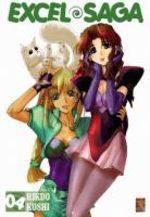 Excel Saga 4 Manga