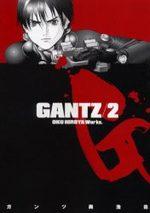 Gantz 2 Manga